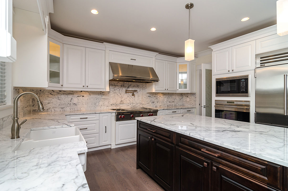 Kitchen Cabinets North Vancouver