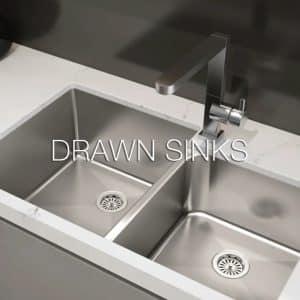 Drawn Sinks